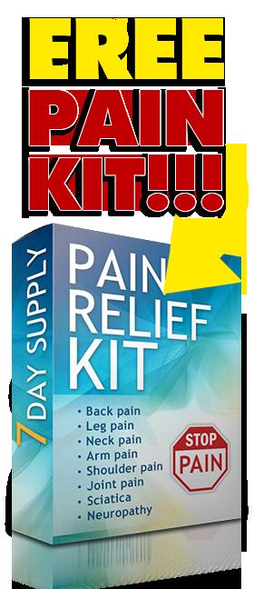 Free Pain Kit